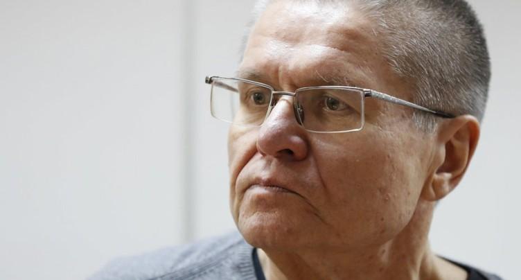 L'ex-ministre russe de l'Economie reconnu coupable de corruption