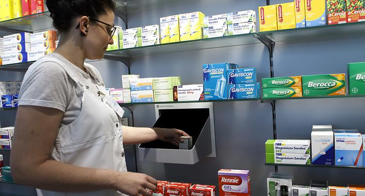 Le National favorable à la vente à l'unité des antibiotiques