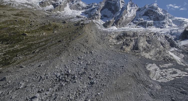 Un enchaînement très rare d'événements naturels à Bondo (GR)