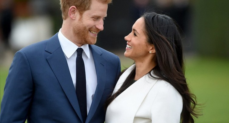 Monarchie britannique: le prince Harry épousera Meghan Markle le 19 mai
