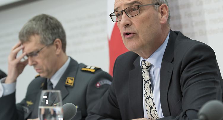 Violation du secret de fonction: la justice militaire enquête
