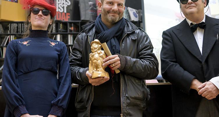 Un journaliste de la RTS lauréat du Champignac d'Or 2017