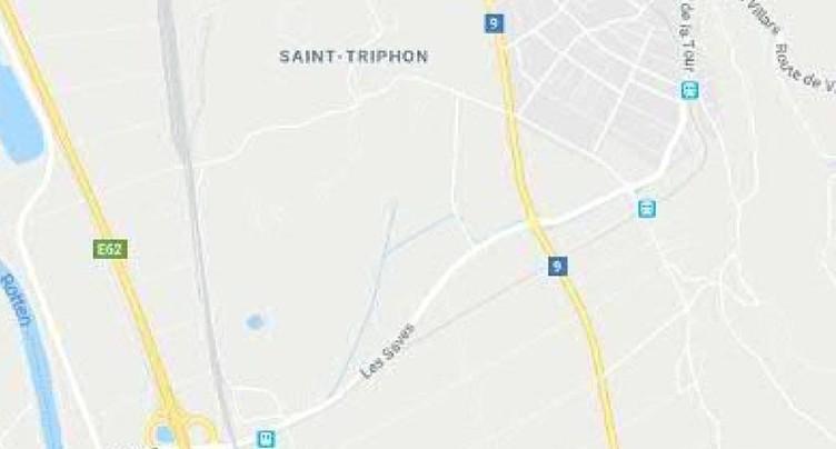 Un enfant de 12 ans happé par un train près de St-Triphon (VD)