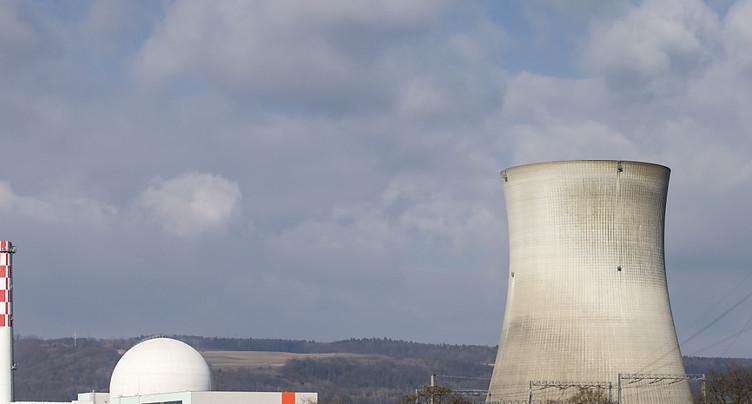 La centrale nucléaire de Leibstadt peut redémarrer