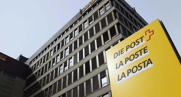 La COMCO sanctionne la Poste à hauteur de 22,6 millions de francs