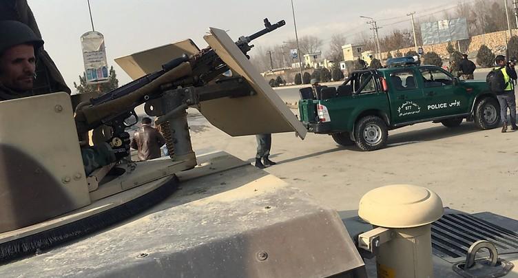 L'EI attaque un centre militaire à Kaboul: des blessés légers