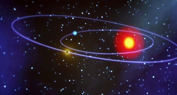 UNIGE: une exoplanète chevelue qui ne tourne pas rond