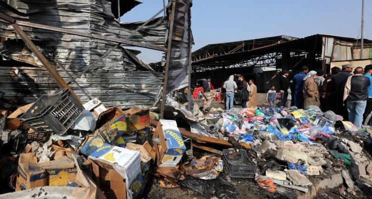 Vingt-six morts dans une double attaque-suicide au centre de Bagdad