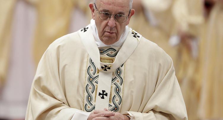 Le pape François s'envole pour son 22e voyage à l'étranger
