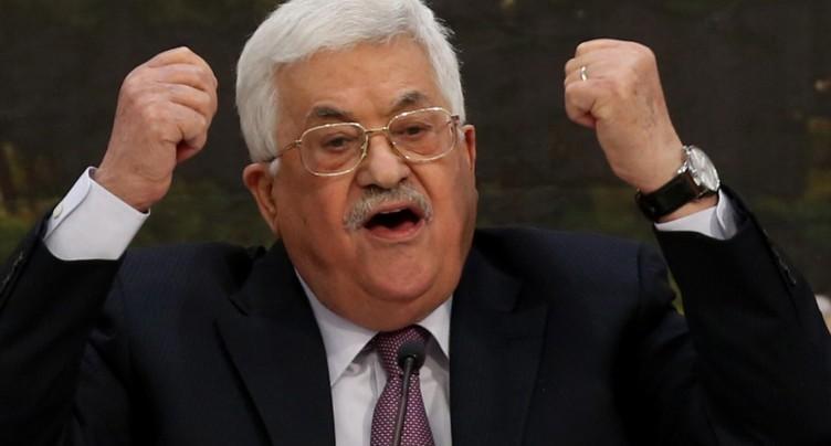 L'OLP appelée à suspendre la reconnaissance d'Israël