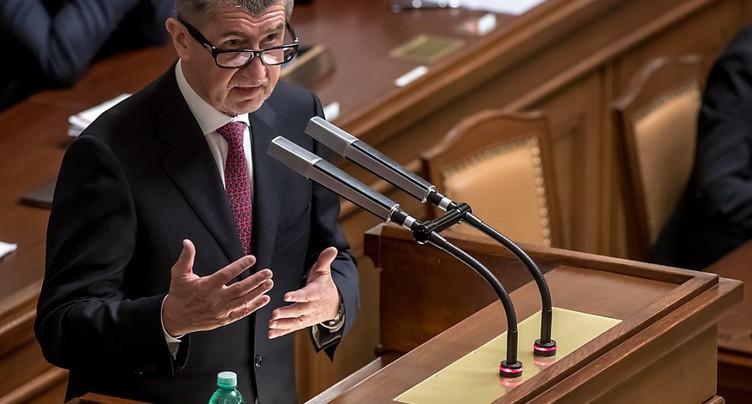 Le Premier ministre tchèque a demandé la levée de son immunité