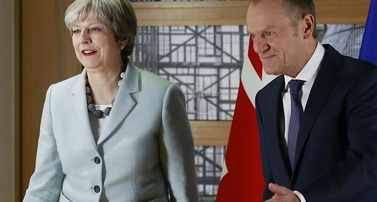 L'UE « toujours ouvert » à un changement d'avis de Londres