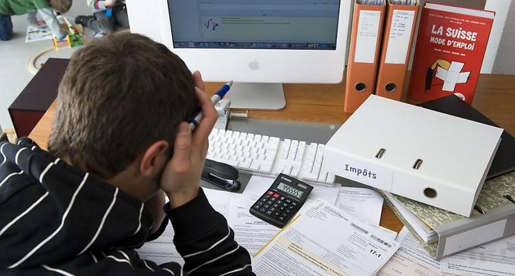 Fisc: auto-dénonciations en forte hausse dans plusieurs cantons