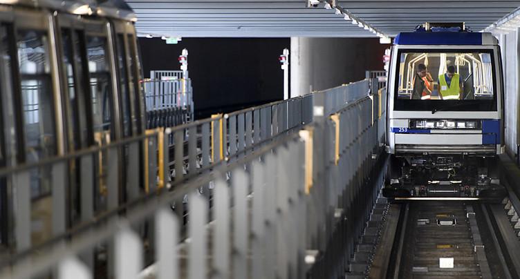 1,12 milliard de francs pour améliorer les transports