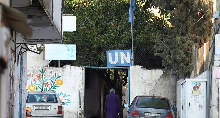 L'UNRWA (ONU) lance un appel aux fonds pour les Palestiniens