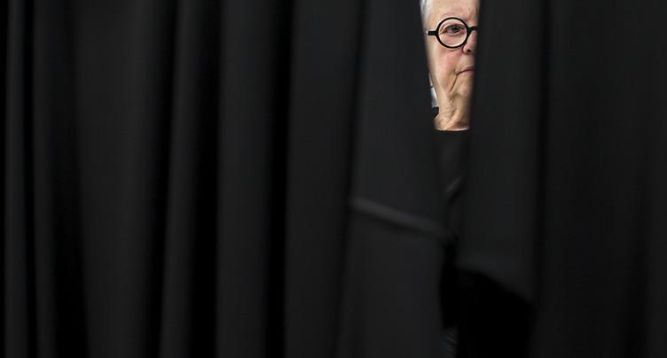 « La dame en noir » Christa de Carouge est morte à l'âge de 81 ans