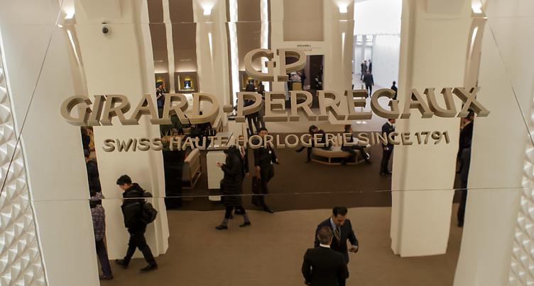 Girard-Perregaux a pu s'appuyer sur le succès de la Laureato