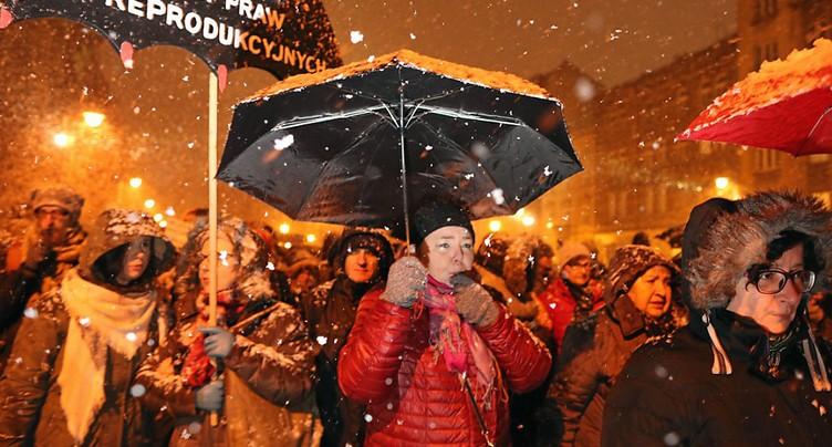 Avortement: manifestations contre le durcissement de la loi