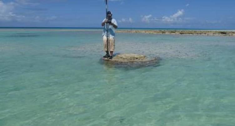 UNIGE: 6000 ans de variations du niveau de la mer en Polynésie