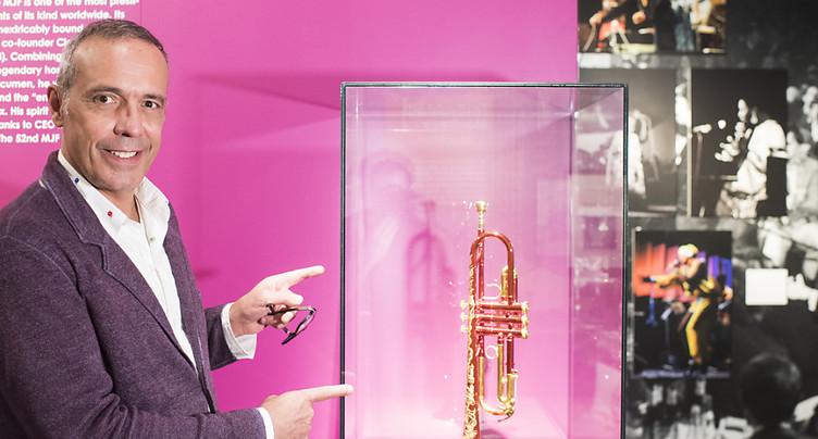 Le Montreux Jazz s'expose à Zurich