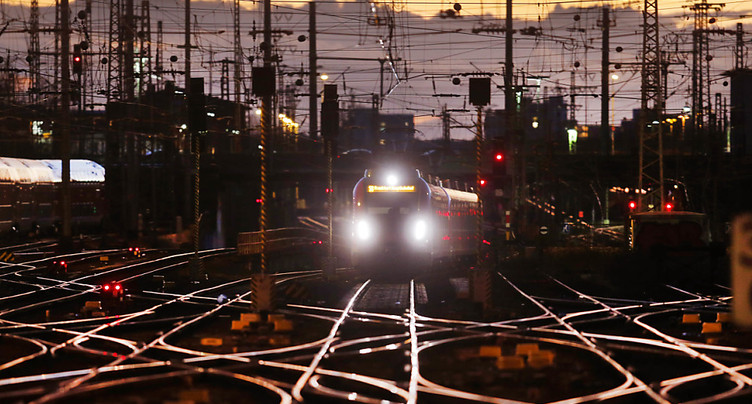 Le trafic ferroviaire reprend progressivement en Europe