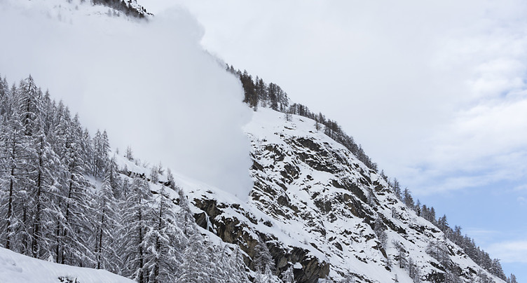La victime de l'avalanche d'Ovronnaz (VS) est décédée
