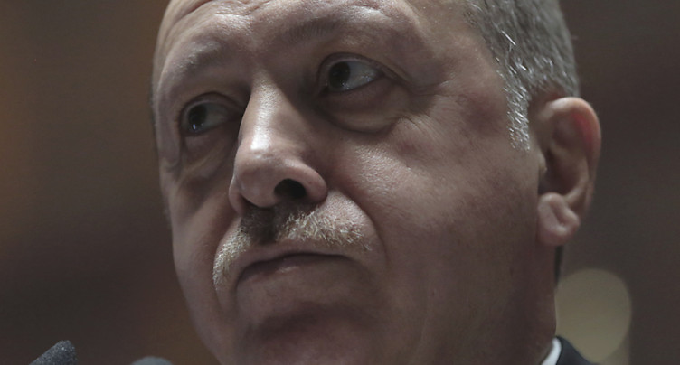La Turquie bombarde la région d'Afrin en Syrie
