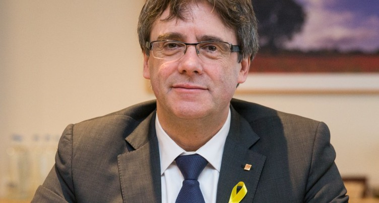 Puigdemont assure qu'il peut diriger la Catalogne depuis Bruxelles