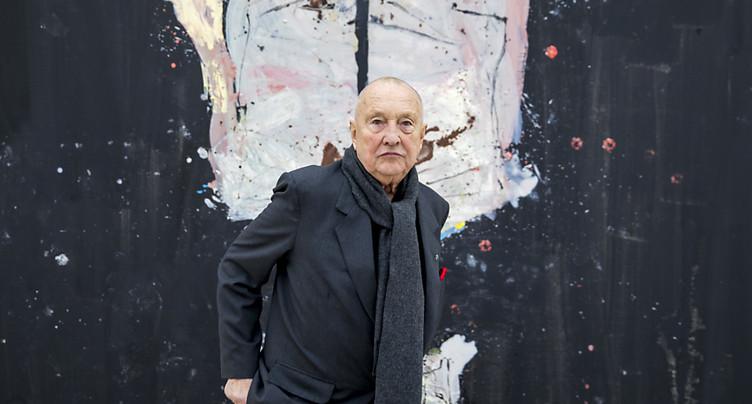 Deux expositions de Georg Baselitz à Riehen et Bâle