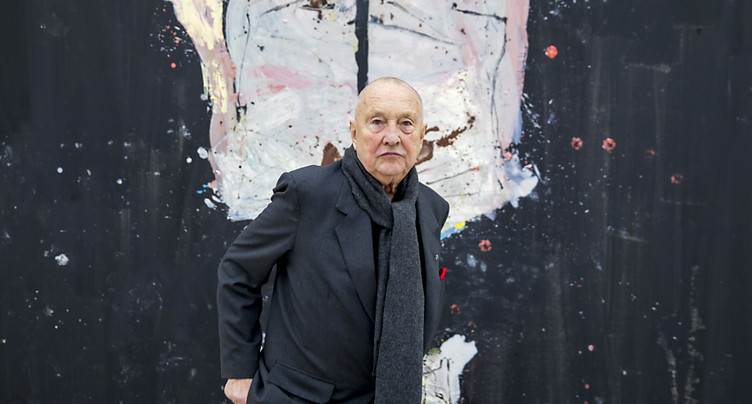 Deux expositions de Georg Baselitz à Riehen et Bâle
