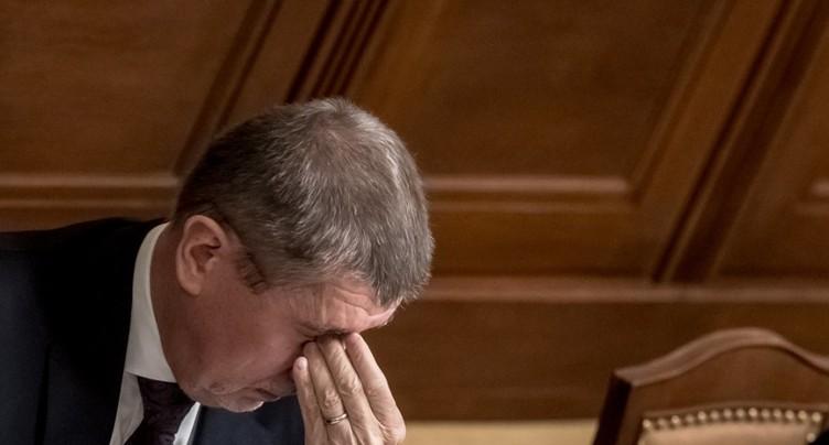 Les députés lèvent l'immunité du premier ministre Andrej Babis
