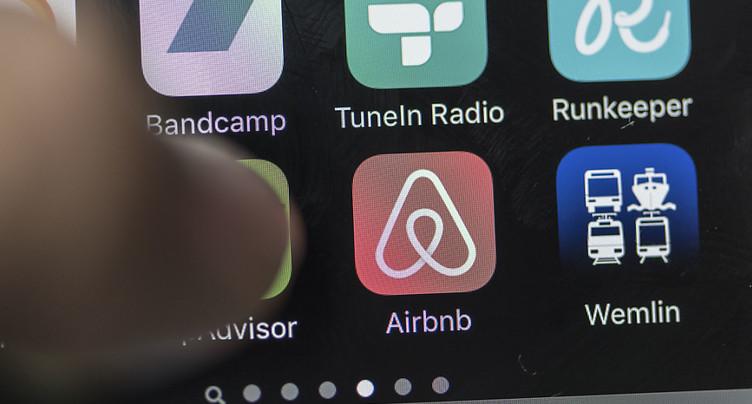 Airbnb a généré plus de 7000 nuitées en six mois à Zoug