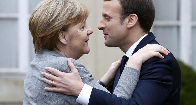 Merkel veut un pouvoir stable en Allemagne pour « agir en Europe »