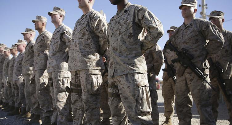 Washington veut « partager le fardeau » de la sécurité mondiale