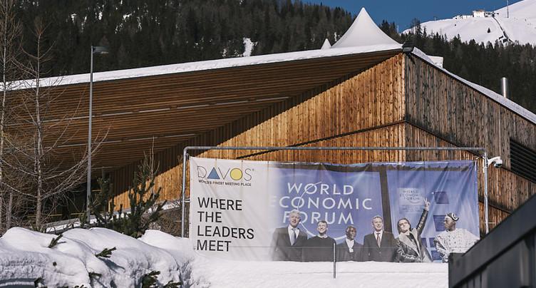 Trump pourra se rendre à Davos même en cas de « shutdown »