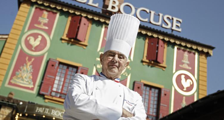 Le pape de la gastronomie française Paul Bocuse est mort