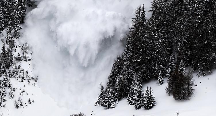 Plusieurs voies de communication coupées à cause de la neige