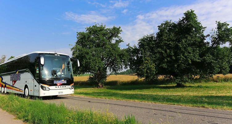 Eurobus ne veut pas voler les voyageurs au rail, dit son directeur