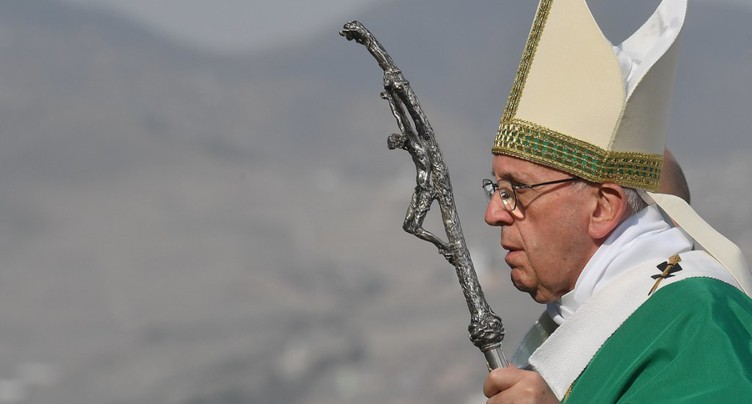 Le pape quitte l'Amérique latine, après avoir fustigé la corruption