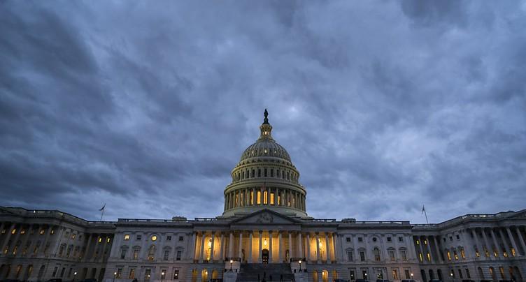 Le Sénat américain reporte à lundi midi le vote sur le « shutdown »