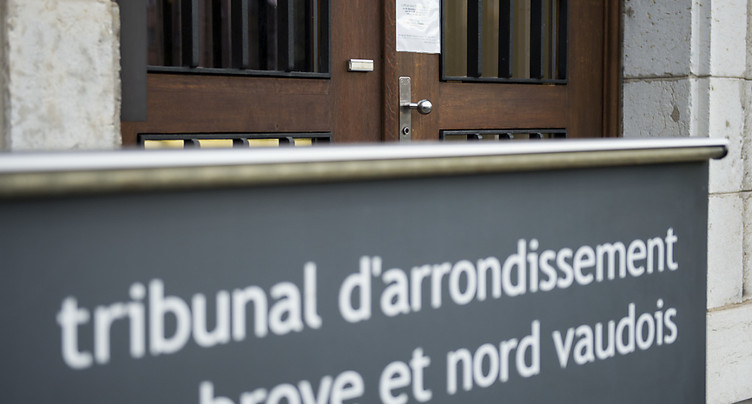 Yverdon: jugé pour un assassinat près du port d'Yverdon-les-Bains
