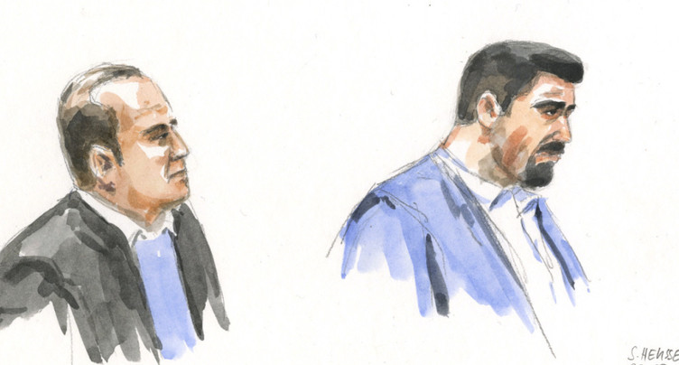 Témoin clé du meurtre de Kümmertshausen (TG) arrêté au tribunal