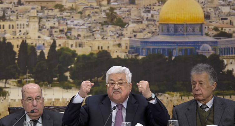 Abbas appelle l'UE à reconnaître « rapidement » la Palestine