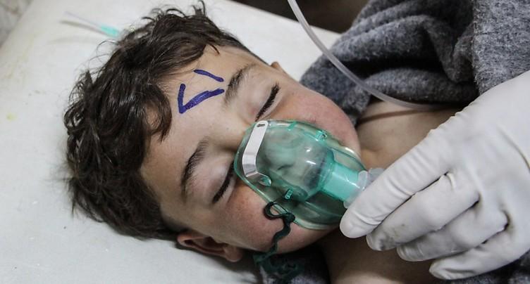 Trente pays mobilisés à Paris contre les armes chimiques