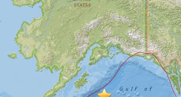 Séisme de magnitude 8,2 au large de l'Alaska - Alerte au tsunami