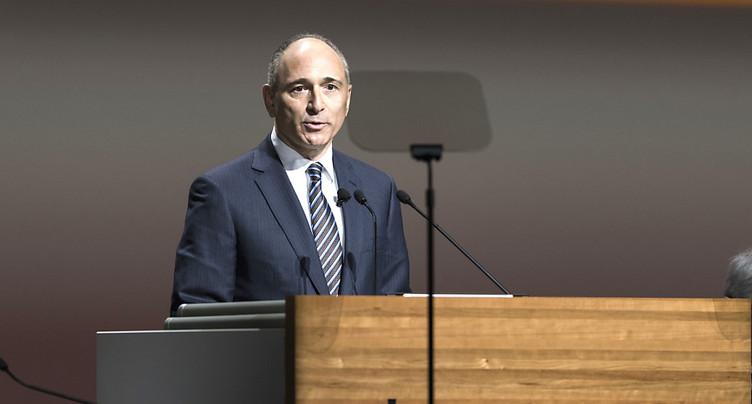 La rémunération du patron de Novartis a augmenté en 2017