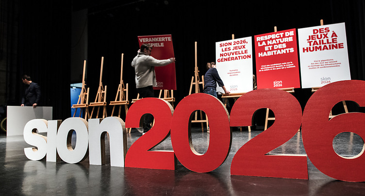 Soutien parlementaire conditionnel à Sion 2026