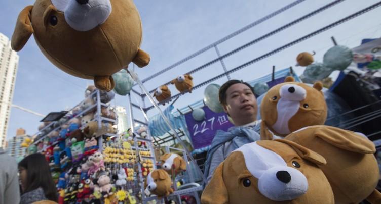 La Chine entre dans l'année du Chien sans pétards ni fracas
