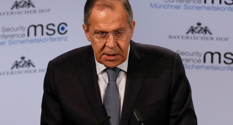 Lavrov: accuser Moscou d'ingérence électorale aux Etats-Unis est du « baratin »