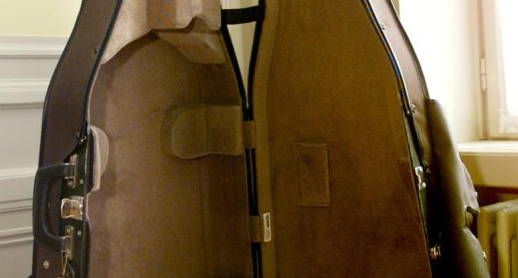 Le violoncelle à plus d'un million d'euros a été retrouvé